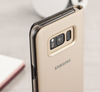 Original Samsung S8/S8 plus Clear View dynamic Standing cover