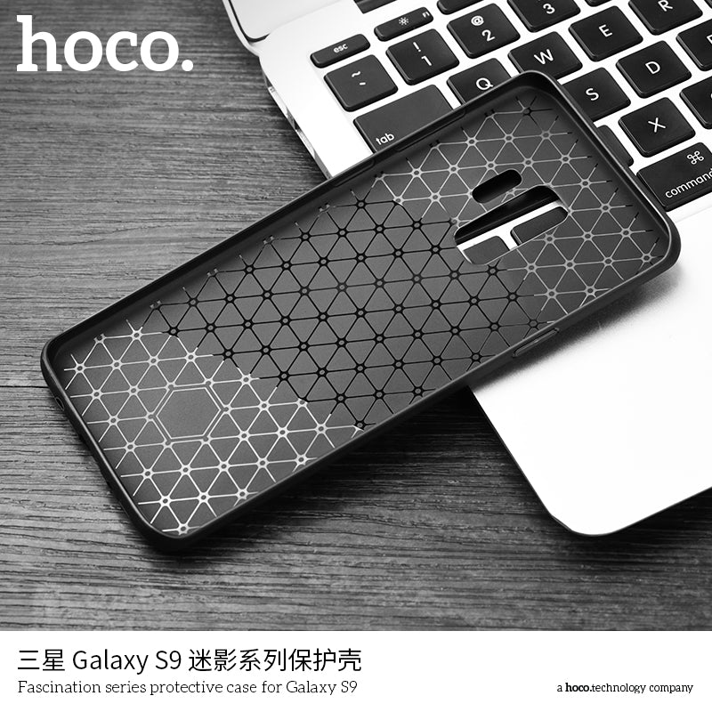 Samsung Galaxy S9 HOCO Soft Silicone Ultra Thin Matte Back Cover