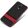 OnePlus 7 Luxurious Kickstand Full Protection Matte Hybrid Shell