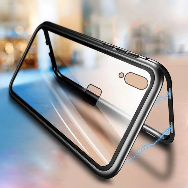 Redmi Note 7/7 Pro Magnetic Auto-Fit 360 Degrees Armoured Case