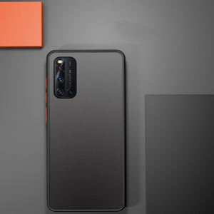 VIVO V19 Luxurious Smoky Matte Shockproof Armour Case