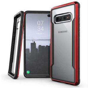 Samsung Galaxy S10 Plus X-DORIA Defense Military Grade Metal Armour Case