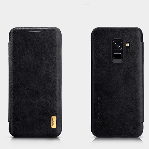 Samsung Galaxy S9 Plus 100% Original Leather XO Flip Case