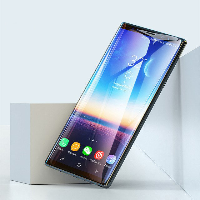 Samsung Galaxy Note 9 4D Curved Screen Gorilla Armour Tempered