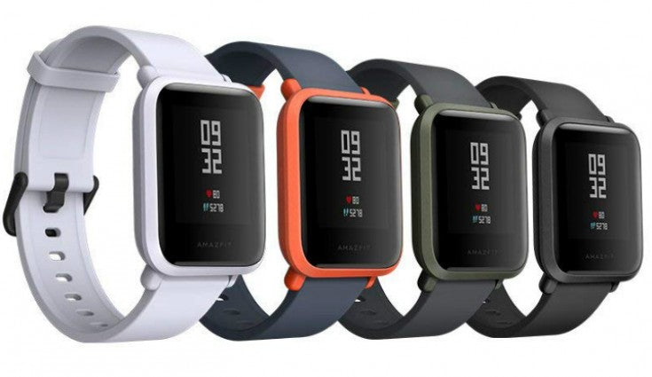 Mi® Amazfit Huami Pace BIP TouchScreen Waterproof Smart Watch cum Fitness Band