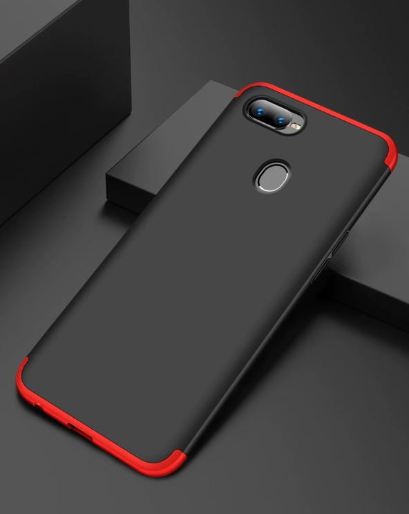 OPPO F9/F9 Pro 360 Degrees Ultra Slim Protective Hard Case