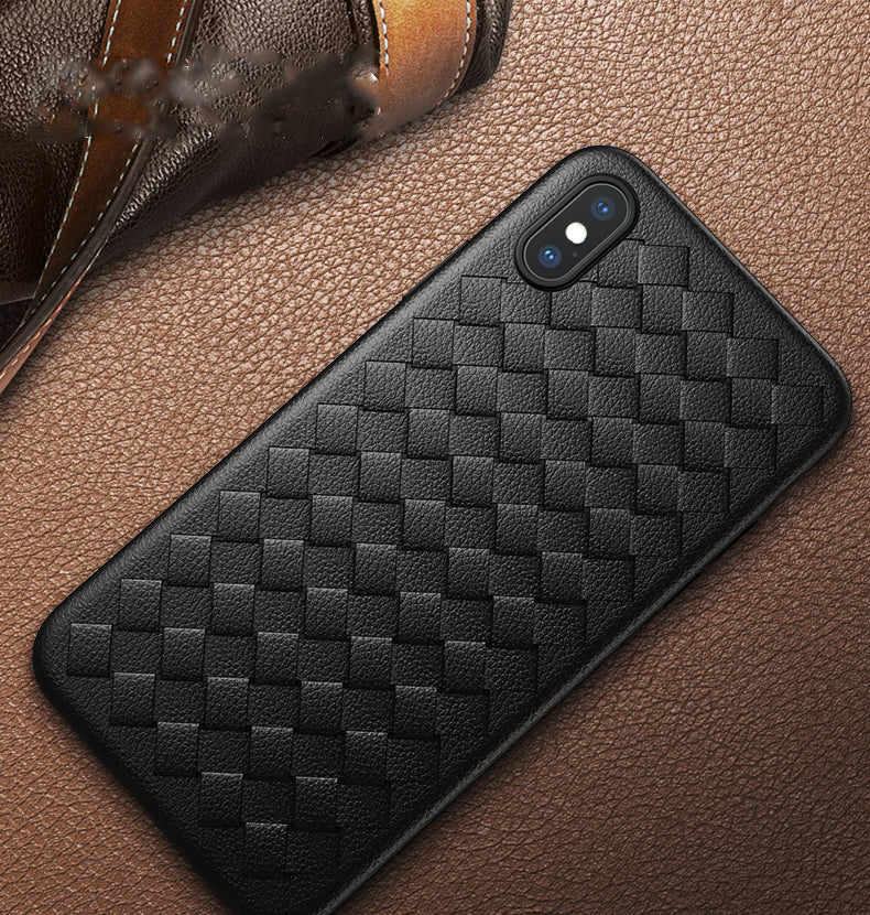 Apple iPhone Xs MAX Rock Genuine Ultra Slim Weave Series Soft Case