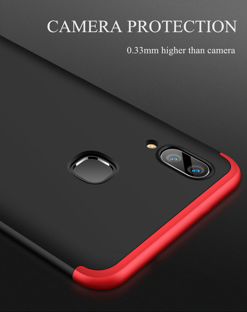 buy popular 1c3a8 a08a1 VIVO V9 360 Degrees Ultra Slim Protective Hard Case – gobizarre.com