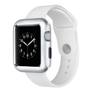 Apple iWatch Magnetic Metal 360 Protective Armor Case for 42/44mm (Watch not included)