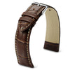 Apple iWatch Genuine Leather Strap Crocodile design (Watch is not Included)
