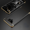 Samsung Galaxy Note 9 Luxurious Electroplated 3 in 1 Hard Back Case