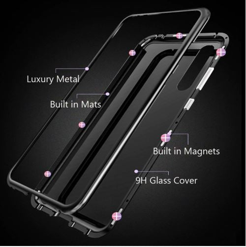 OPPO F9/F9 Pro Magnetic Auto-Fit 360 Degrees Armoured Case