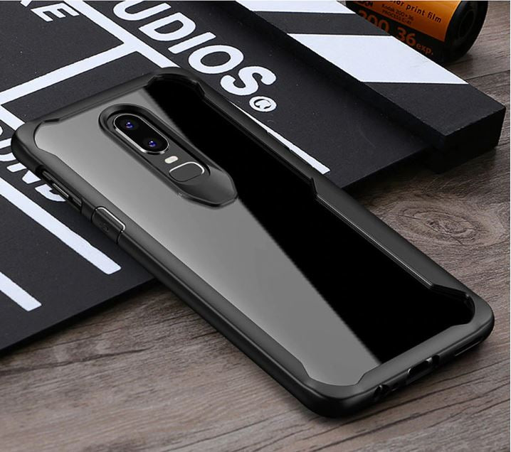 OnePlus 6T Genuine Ultra Strong Protective Armoured Back Case