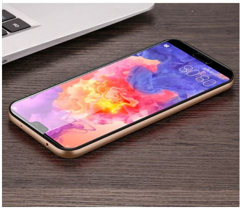 Samsung Galaxy A7 (2018) Luxurious Kickstand Full Protection Matte Hybrid Shell