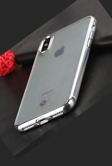 Apple iPhone X/Xs Totu Anti Shock Ultra Hybrid Electroplated Edge Case