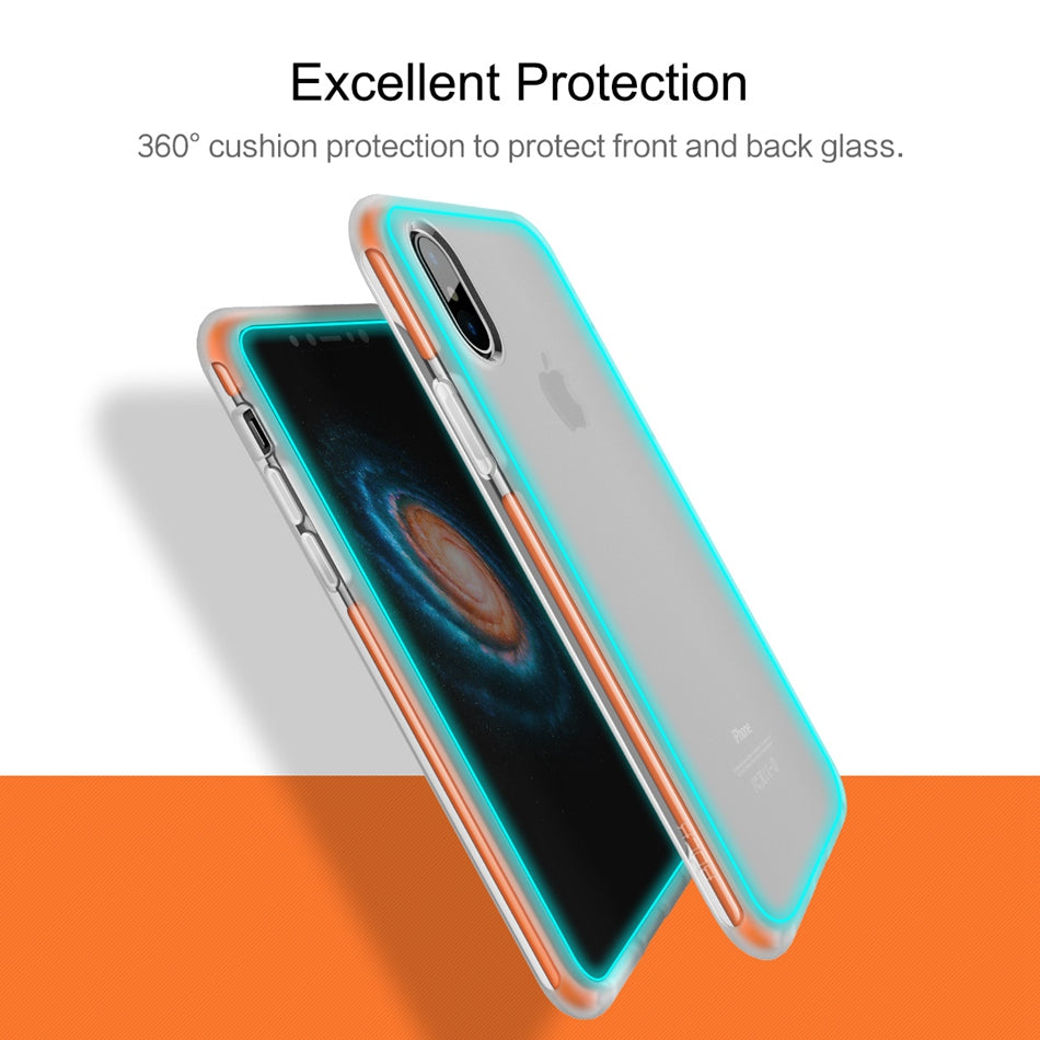 Apple iPhone X/Xs ROCK 100% Original Drop Protection Guard Series Case