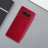 Samsung Galaxy Note 8 Original Leather Nillkin Flip Case With Wakeup Card Pocket