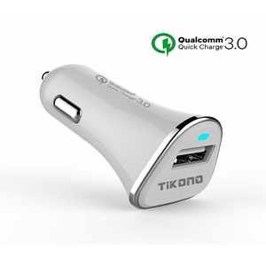 Kuke Design Qualcomm 3.0 Ultra Fast Premium Car Charger
