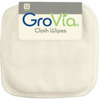 GroVia® Cloth Wipes