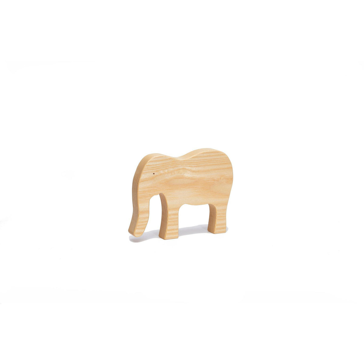 Ocamora Wooden Animal: Elephant