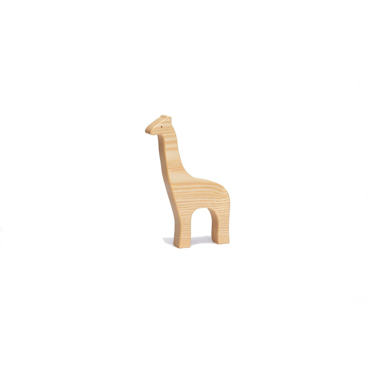 Ocamora Wooden Animal: Giraffe