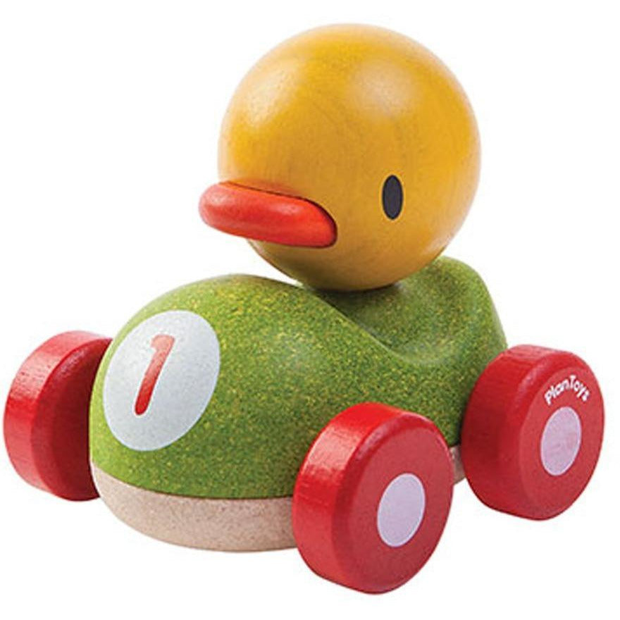 Plan Toys Duck Racer