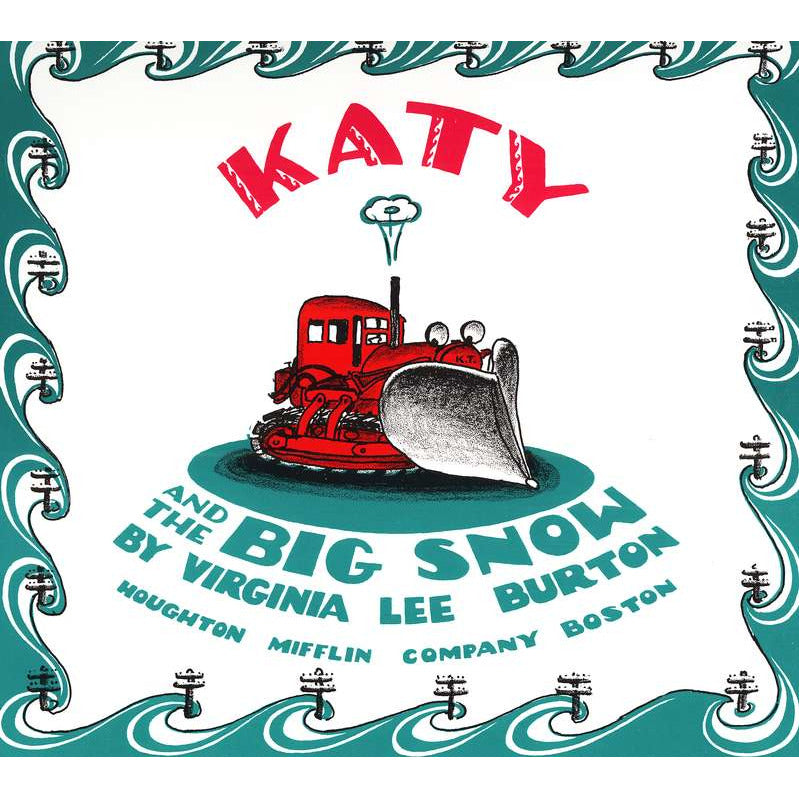 Katy and the Big Snow Board Book
