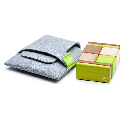 Tegu Original Pocket Pouch: Jungle