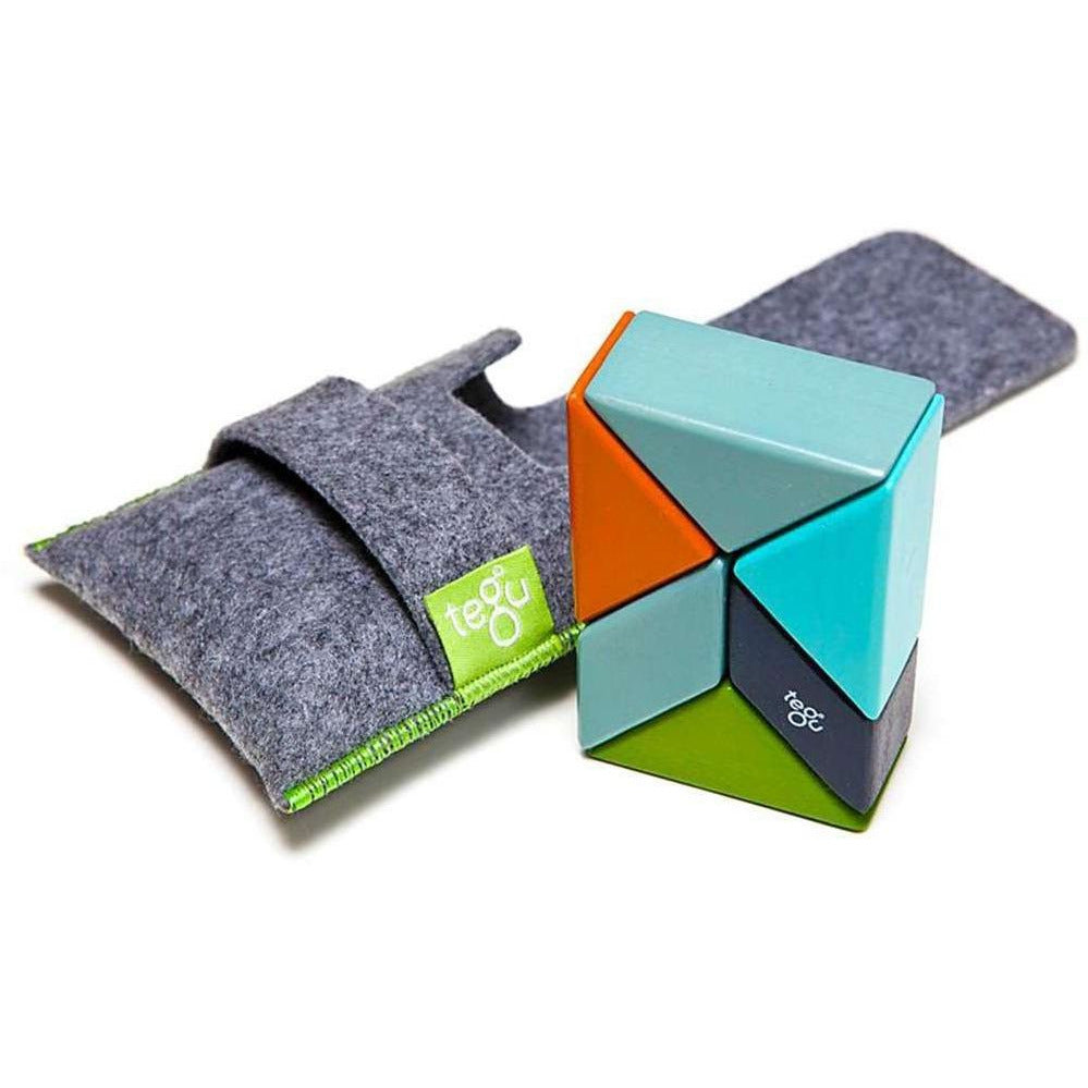 Tegu Pocket Pouch Prism: Nelson