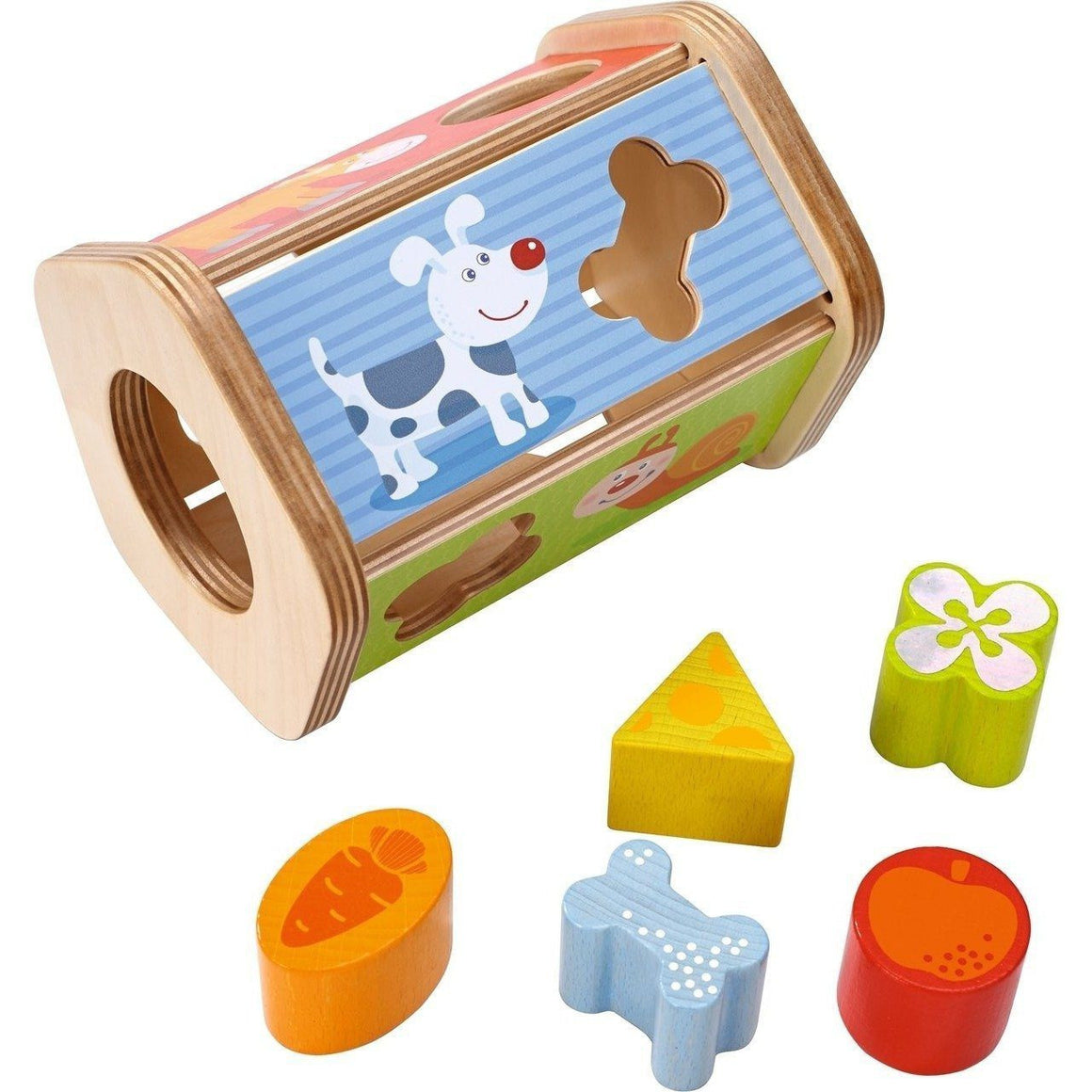 Haba -Snack Stack Sorting Box