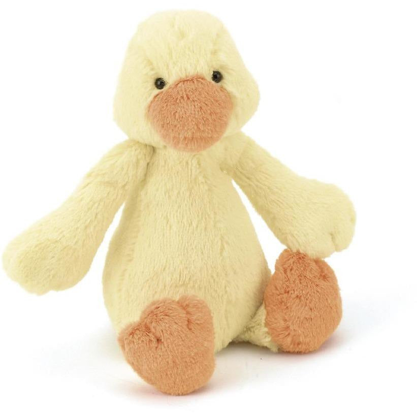 Jellycat Bashful Yellow Duckling- Medium
