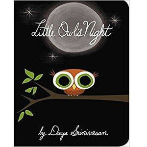 Little Owl's Night - Board Book