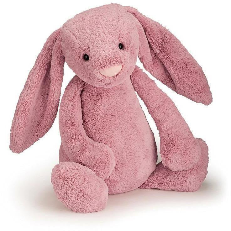 Jellycat Bashful Bunny Tulip Pink - Medium