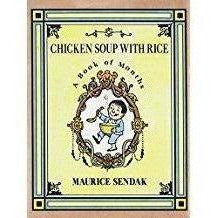 Chicken Soup w/Rice Board Book