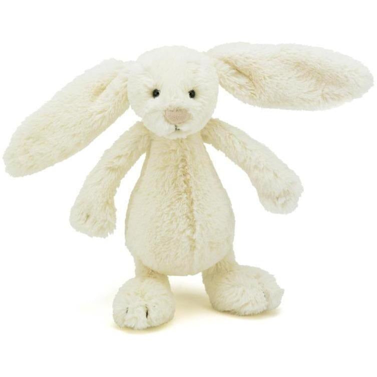Jellycat Bashful Bunny - Cream - Small