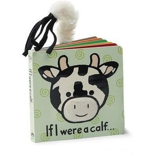 Jellycat - If I were a Calf Book