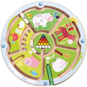Haba Magnetic Numbermaze