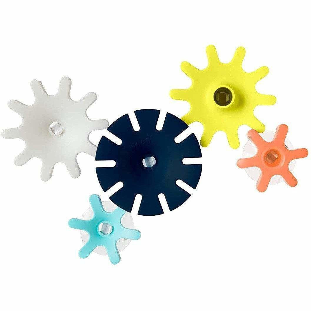 Boon Cogs Water Gears Bath Toy- Navy