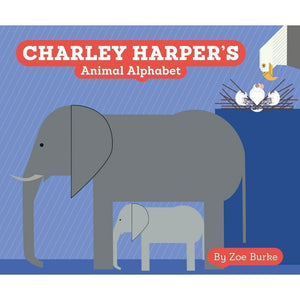 Charley Harper's Animal Alphabet - Board Book