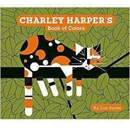 Charley Harper's Book of Colors Board Book