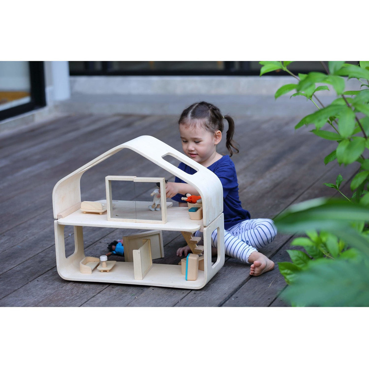 Plan Toys Contemporary Dollhouse