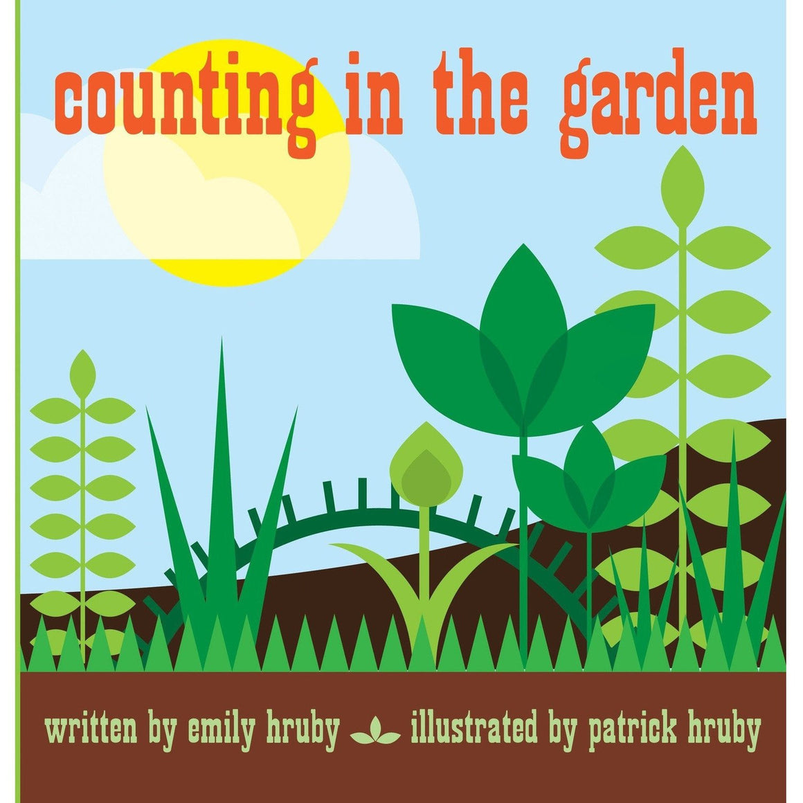 Counting in the Garden - Board Book