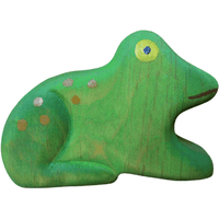 Forest Melody Wooden Frog