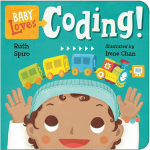 Baby loves Coding