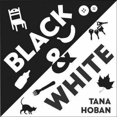 Black & White Board Book