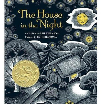 The House in the Night - Board Book