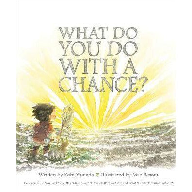 What Do You Do With A Chance Book