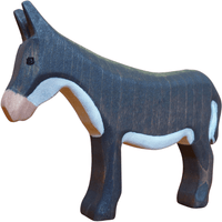 Forest Melody Wooden Donkey