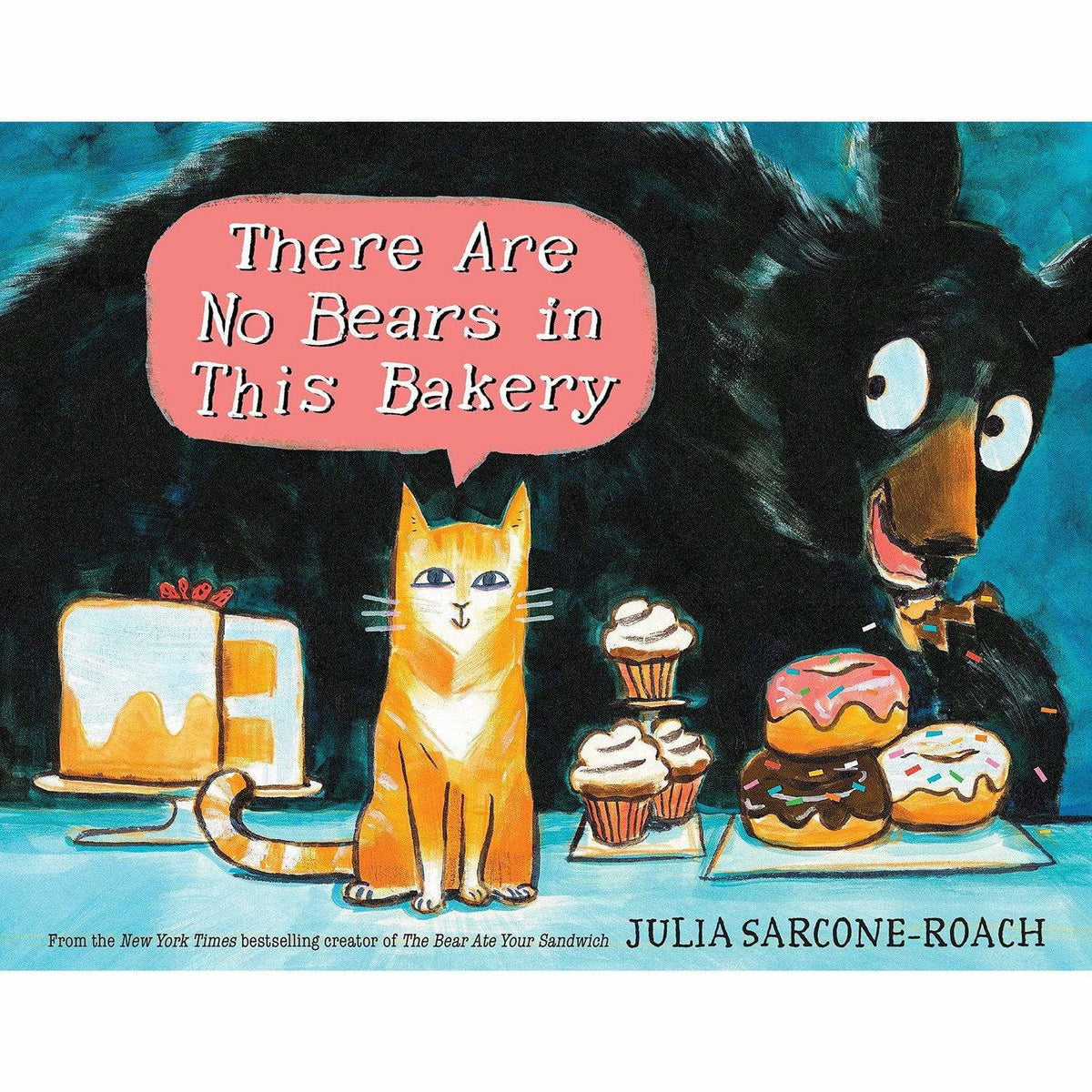 There are no Bears in this Bakery Book