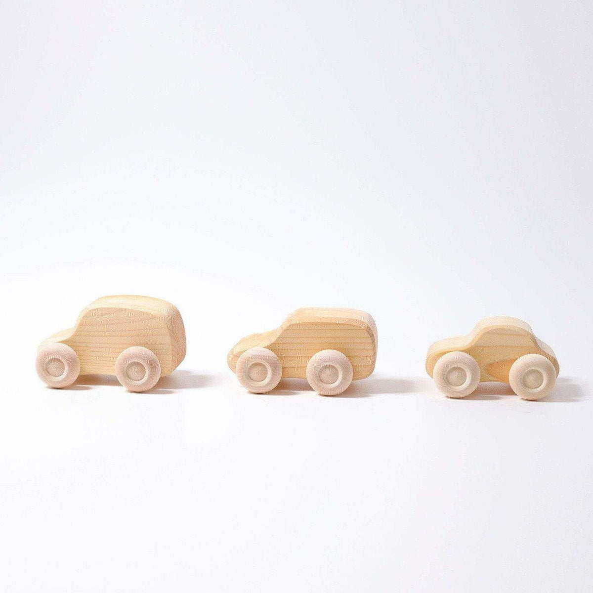 Grimm's Wooden Cars